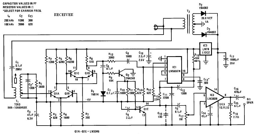 schematic for speakers  schematic  free engine image for