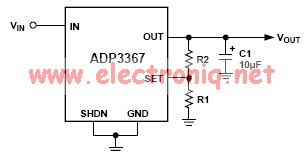 adp3367 voltage regulator