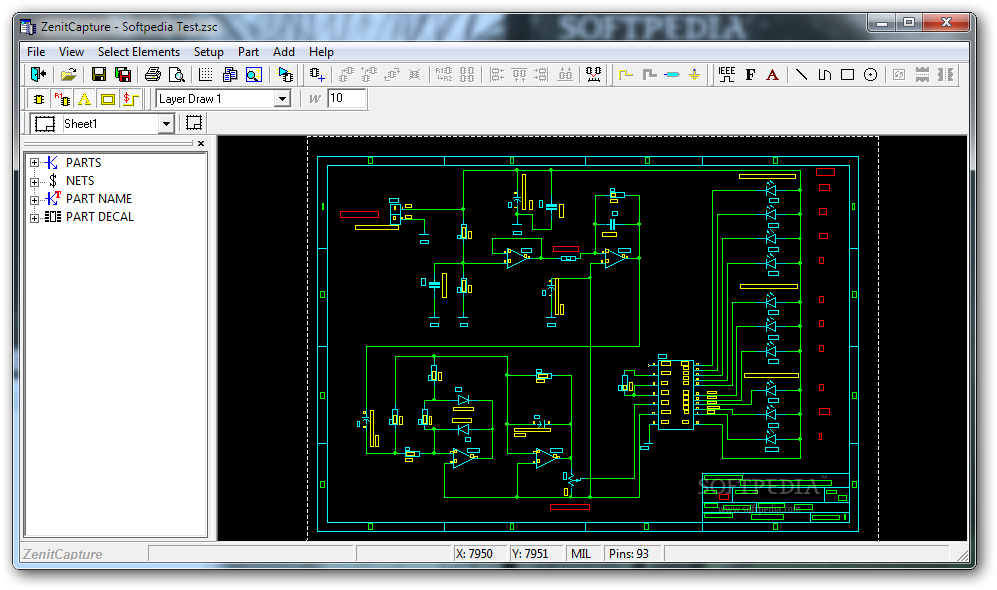 ZenitSuite pcb software download