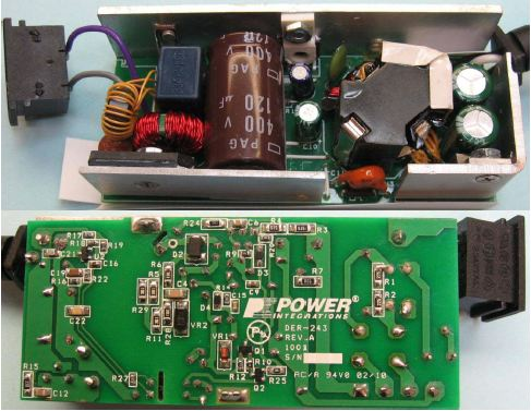Laptop power supply TOP269EG