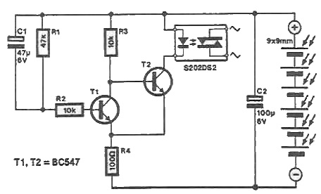 Remotely momentary actuated button circuit