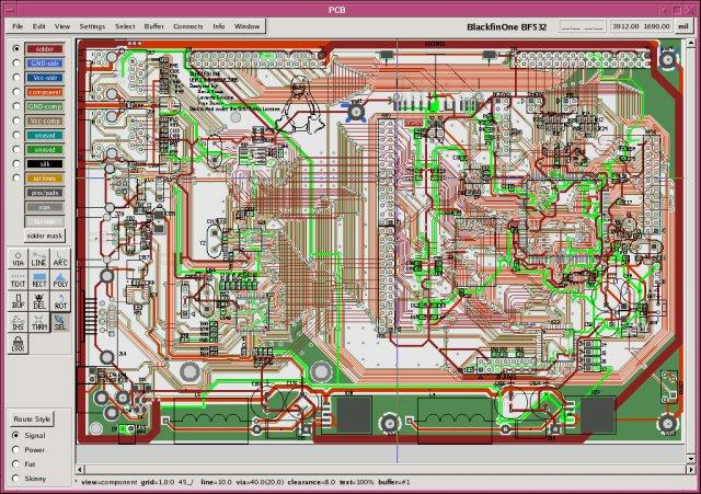 Download PCB : Printed circuit board software