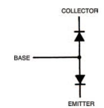 Bipolar transistor circuit diagram