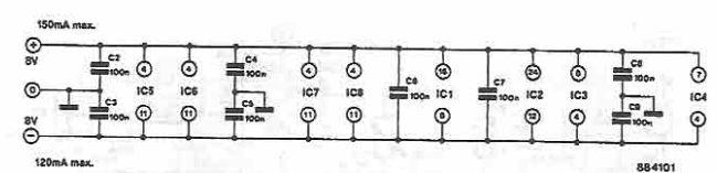 Autoscaling vumeter part