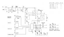 UCN5804B stepper motor driver circuit diagram