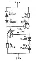 Constant current source circuit