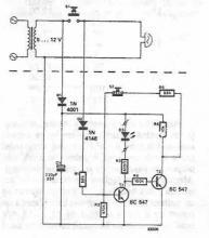 Door ring circuit with memory
