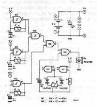 Electronic cricket sound generator