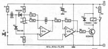 Heater circuit diagram