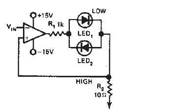 Схема нулевого детектора