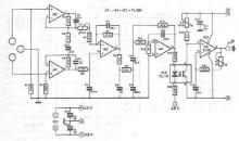 Bio-electronic interface for biofeedback devices electronic project