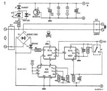 timer for lamp circuit diagram